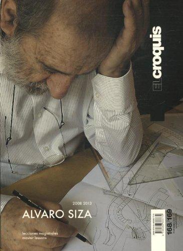 Croquis 168/169. Álvaro Siza. 2008-2013. Lecciones Magistrales (Revista El Croquis) (Inglés) Tapa blanda – 22 oct 2013 848838677X Pubblicazioni in serie periodici raccolte di abstract