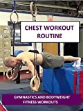 Chest Workout Routine - Gymnastics and Bodyweight Fitness Workouts