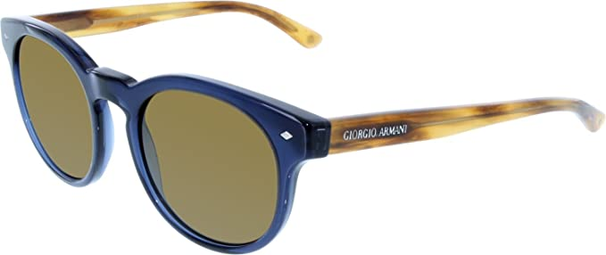 Armani Gafas de Sol 8055 535853 (51 mm) Azul: Amazon.es ...