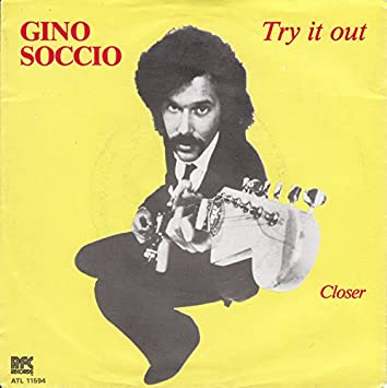 gino soccio try it out