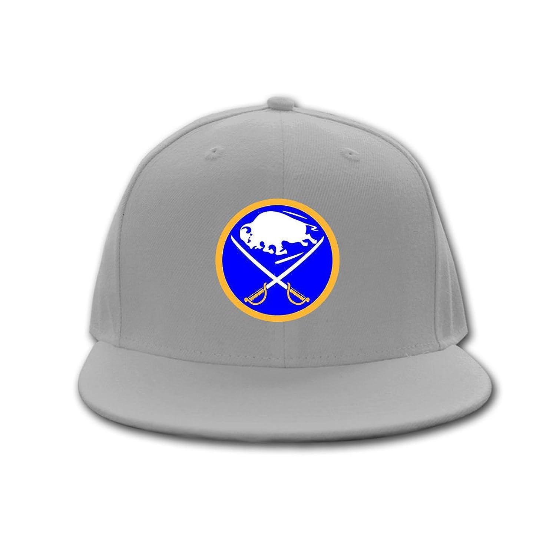 Nice Sun Cap 2016 Buffalo Sabres NHL Logo Men Women Cotton Hip-hop Cap