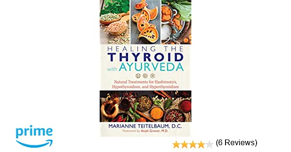 Healing the Thyroid with Ayurveda: Natural Treatments for