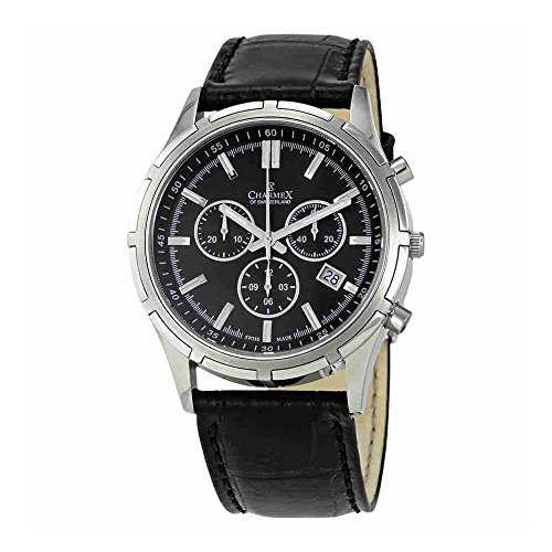 Charmex of Switzerland Hockenheim Chronograph Mens Watch 2841