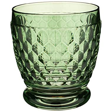 Villeroy & Boch Boston Green Crystal Double Old-Fashioned, Glass