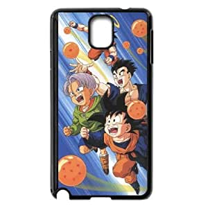 Samsung Galaxy Note 3 Black Cell Phone Case Dragon Ball Z TGKG597322