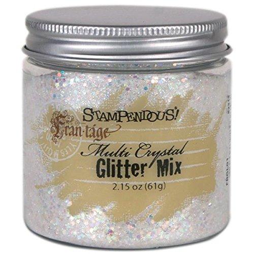 STAMPENDOUS Frantage Multi Crystal Glitter ()