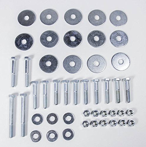 55 Chevy Body (55 56 57 Chevy Sedan & Wagon Body Mount Bolt Kit *NEW*)