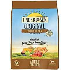 Canidae Under the Sun Dog Food
