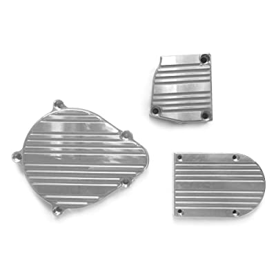 CNC Engine Case Cover Set For 2 Stroke 66cc/80CC Gas Motorized Bicycle Engine : Sports & Outdoors