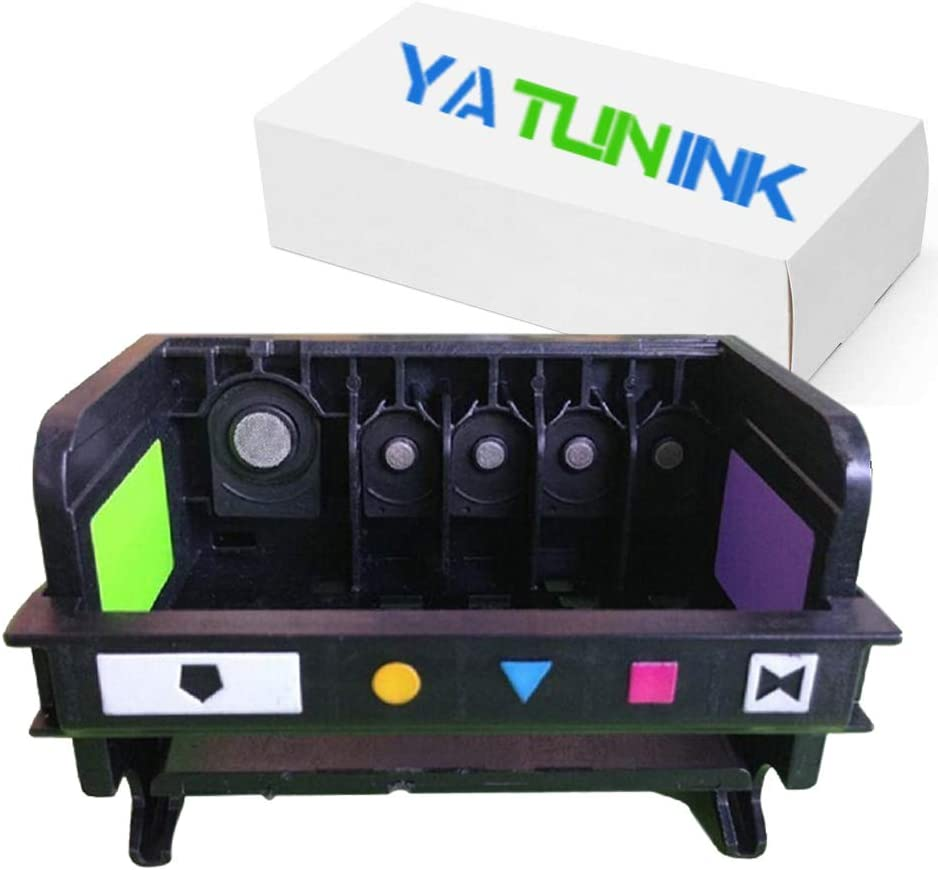 YATUNINK Remanufactured Printhead Replacement for HP 564 Printhead 564XL Printhead 5-Slot CB326-30002 CN642A 1 Pack