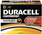 Duracell Coppertop D 12 Pack MN1300