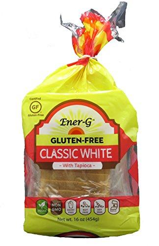 Ener-G Foods Tapioca Loaf, 16-Ounce Packages (Pack of 6) Ener G Foods Gluten Free Bread