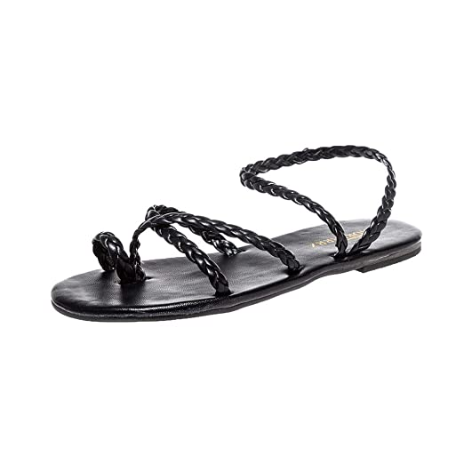 LILICAT ✈✈ 2019 Damas de Mujer. Zapatos Nacionales de Viento. Zapatos Planos. Zapatillas de Playa. Sandalias y Zapatillas Romanas.: Amazon.es: Relojes