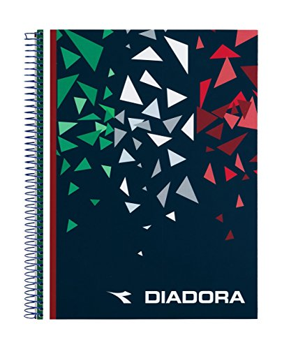 Diadora Notebook Notepad A4 Micro with 120 Sheets (SAFTA 511619064)