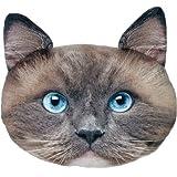 Rag Doll Cat Plush PhotoReal Pillow