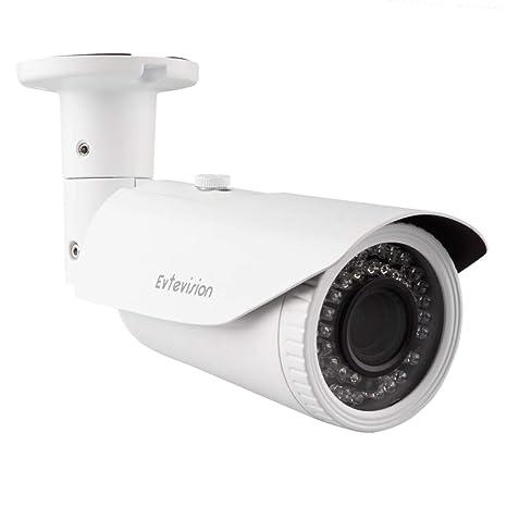 HD TVI CCTV Outdoor Bullet Cam Color Day Night 2M 1080p IR 130ft Wide Zoom IP66