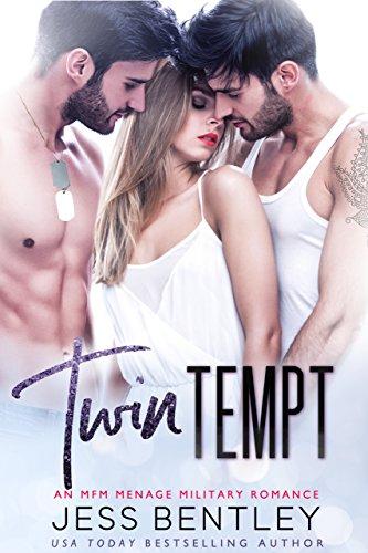 Twin Tempt: An MFM Menage Military Romance