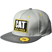 Caterpillar Men's Diesel Power Flat Bill Cap