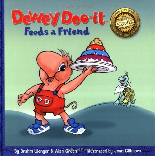 Dewey Doo-It Feeds a Friend