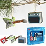 DCI Pop Christmas Jam Band Ornaments, Set of 3