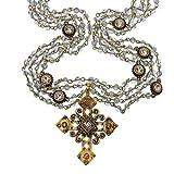 VSA - Virgins Saints and Angels Paloma Magdalena Gold Black Diamond