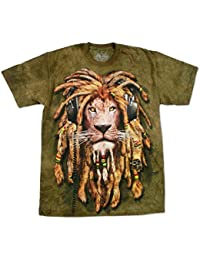 DJ Jahman The Mountain Tee Shirt Child S-XL Adult M-XXXL Size: Adult M