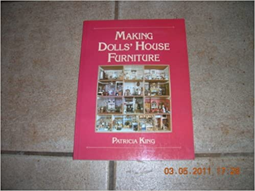 Making dolls house furniture patricia king 9780946819249 amazon making dolls house furniture patricia king 9780946819249 amazon books solutioingenieria Image collections