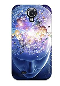 New Shockproof Protection Case Cover For Galaxy S4/ Mind Connections Case Cover