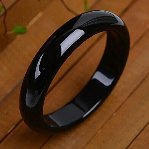 Zhiming Jade Bracelet black Agate Jade Bracelet black jade pith bangle bracelet