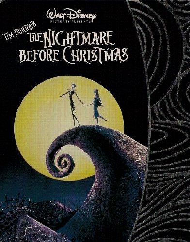 Nightmare Before Christmas SteelBook [Blu-ray]