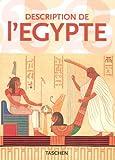 Description de l'Egypte : Publiée par les ordres de Napoléon Bonaparte
