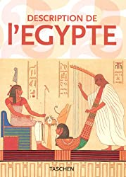 Description de L'Egypte: publiee par les ordres de Napoleon Bonaparte (English, German and French Edition)