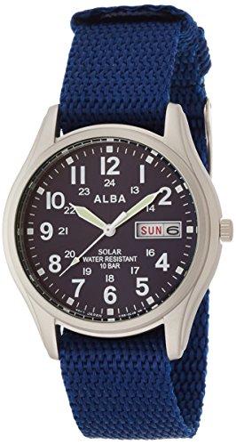 ALBA Mens watch solar hard Rex 10 water pressure AEFD556
