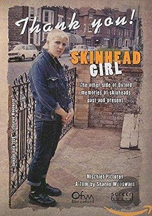 Thank You Skinhead Girl Thank You Skinhead Girl Dvd Amazon Co Uk