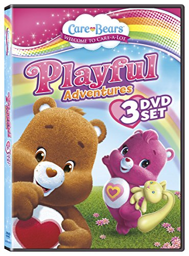 Care Bears Playful Adventures [DVD]