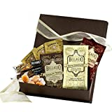 Broadway Basketeers Gourmet Cocoas & Teas Gift Box