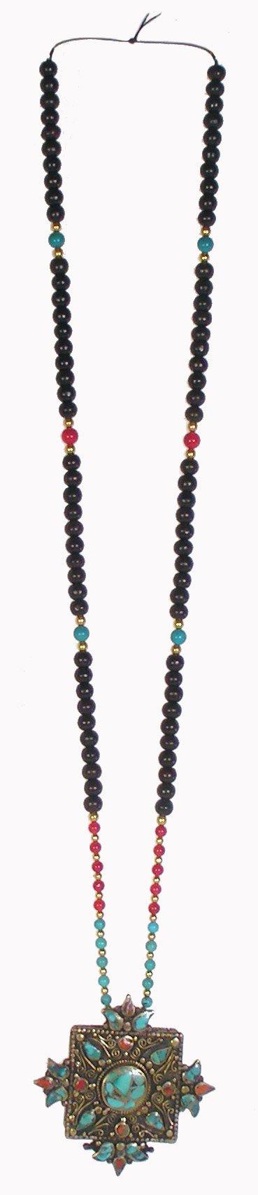 Remembering Tibetan Refugees Amulet by Dakini Designs (Image #2)