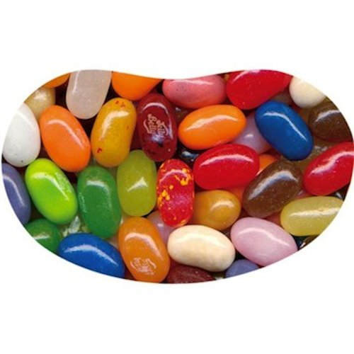 Jelly Belly 49 Flavors Assorted Mix 5LB Bag (Bulk) (Jelly Belly Pound Bag compare prices)