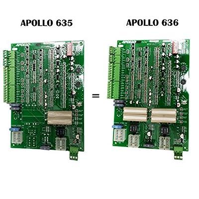 Apollo Control Board 635 / 636 Non-ETL Apollo Main Circuit Control Board