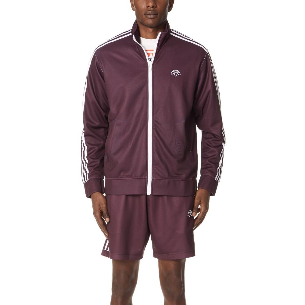 (アディダス) adidas Originals by Alexander Wang メンズ アウター ジャージ Track Jacket [並行輸入品] B07FNMLQNN L