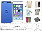 Apple iPod Touch 6th Generation and Accessories, 64GB - Blue
