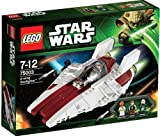 LEGO® Star WarsTM Return of the Jedi A-Wing Starfighter w/ 3 Minifigures | 75003