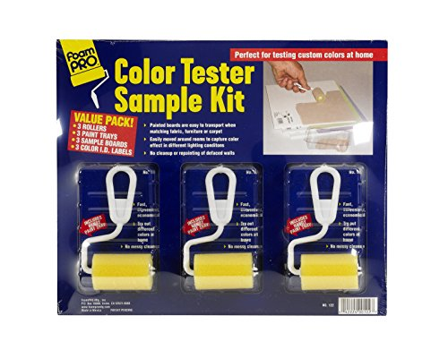 FOAM PRO 122 Color Tester Kit