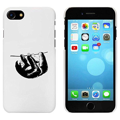 Blanc 'Amertume Amicale' étui / housse pour iPhone 7 (MC00089889)