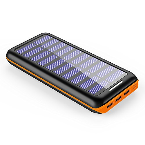 Large Capacity Portable Charger - 7