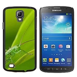YiPhone /// Prima de resorte delgada de la cubierta del caso de Shell Armor - Planta Naturaleza Forrest Flor 89 - Samsung Galaxy S4 Active i9295