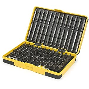 Titan Tools 16148 148-Piece Master Bit Set