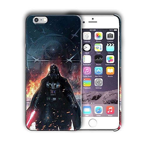 Hard Case Cover with Star Wars, Darth Vader, Dark Side, Sith Design Compatible with iPhone 7 & iPhone 8 4.7in (star28) ()