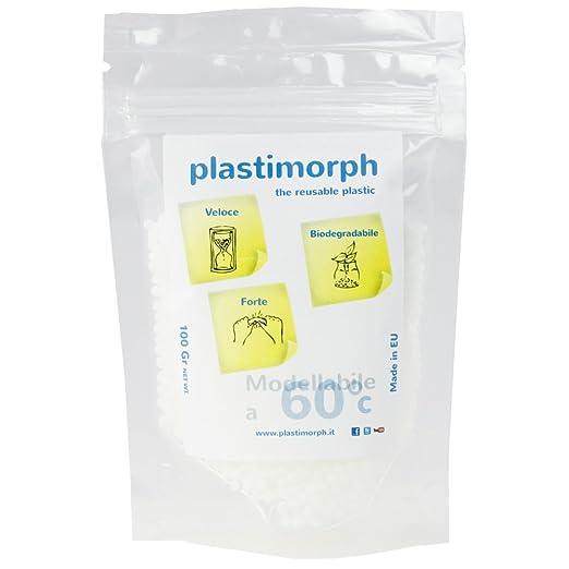 42 opinioni per 100Gr. Plastimorph- La plastica modellabile per le tue creazioni artistiche, il