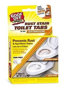 Amazon Com Goof Off Esx20002 Toilet Drop In Tabs Home